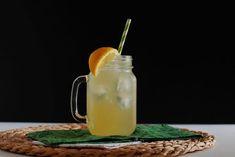 OUTLAW LEMONADE 5-6 lemons 1 c. water 1 c. sugar 1 1/2 c. Jack Daniels ice & water
