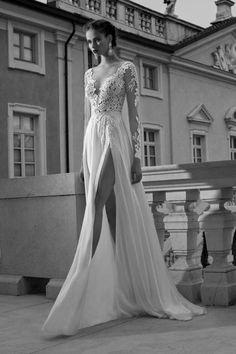 Robe Berta-> Voir le pin - Fournis par Glamour