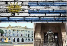 """Ουρουγουάη, η χώρα όπου 6.000 κάτοικοι μιλούν άπταιστα ελληνικά και γιορτάζουν την 25η Μαρτίου. Βλέπουν """"Απαράδεκτους"""", """"Τρεις Χάριτες"""" και διδάσκονται τα ομηρικά έπη και τον """"Επιτάφιο"""" του Περικλή - ΜΗΧΑΝΗ ΤΟΥ ΧΡΟΝΟΥ"""