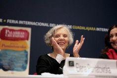 Poniatowska recibirá Medalla Bellas Artes el 28 de enero 2014