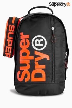 8d11dba6586 Buy Superdry Black Academy Bag & Pencil Case from the Next UK online shop