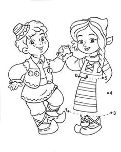 Preschool At Home, Preschool Activities, Children Activities, Colouring Pages, Coloring Pages For Kids, History Of Romania, Toddler Crafts, Crafts For Kids, Teen Wolf Stiles