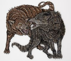 The Chase of Skol and Hati