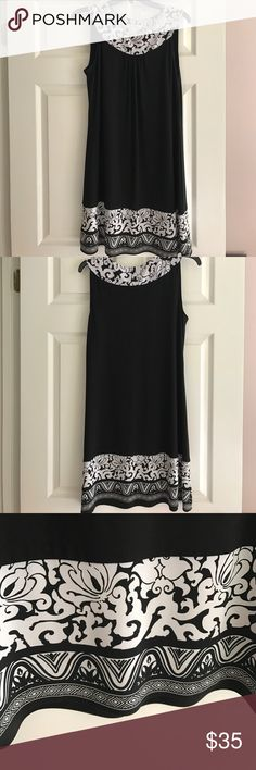 "WHBM Microfiber Dress Adorable & comfy sleeveless dress. Great worn as a coverup, dress or tunic w/ leggings. Excellent condition.  Comes right above my knees & I'm 5'8"". White House Black Market Dresses Mini"