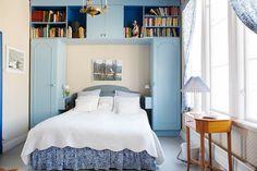 tiny bedroom storage