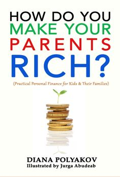 Diana Polyakov to definitely release her own children's finance book shortly – US Share Mmarkets Finance Books, News Finance, New Market, Stock Market, First Job, Be A Nice Human, Financial Literacy, School Fun, Personal Finance