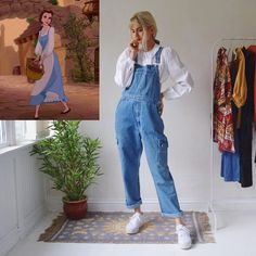 Best Picture For friends outfits black For Your Taste You are looking for something, and it is g Princess Inspired Outfits, Disney Princess Outfits, Anime Inspired Outfits, Disney Inspired Fashion, Character Inspired Outfits, Disney Fashion, Habit Vintage, Look Vintage, Vintage Grunge