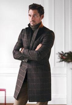 Menswear  David GandySource: Mark & Spencer