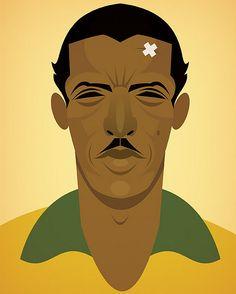 Zizinho (Football Heroes/Fussballhelden)
