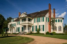 A Virginia and National Historic Landmark, this 18th century estate includes the main house, gardens, outbuildings and gallery of Melchers' Impressionistic work.   This beautiful estate overlooks the historic port town of Falmouth and the Rapphannock River. GariMelchers.org