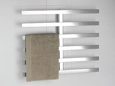 Toasty towels are a year-round luxury. This warming rack has a unique advantage over other designs...