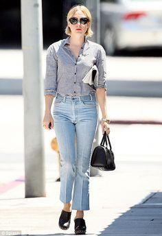Chloe Sevigny. I want those Miu Miu sunglasses and some clogs!