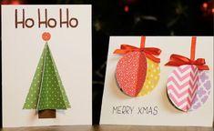 11 lenyűgöző karácsonyi képeslap házilag: Ezeket készítsd el a gyerekkel idén! - Lépésről lépésre videóval - Nagyszülők lapja Christmas Crafts For Gifts, Crafts For Kids, Christmas Decorations, Christmas Ornaments, Holiday Decor, School Photo Frames, School Photos, Paper Crafts, Diy Crafts