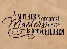 The Art of Motherhood