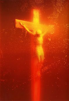 THE FINE ART DINER: What Does 'Piss Christ' Mean & Why Is It Important?