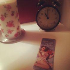 #clock #roses - @jjuliakarolina- #webstagram