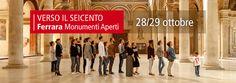 Monumenti aperti: a Ferrara visitabili gratuitamente chiese e palazzi del 600