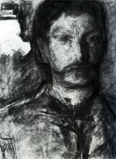 М. А. Врубель Автопортрет. 1905