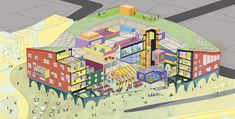 Co-Housing Architecture: An Urban Village | KooZA/rch