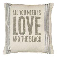 И пляж Подушка