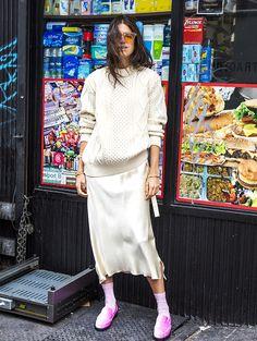 Leandra Medine | Leandra style | man repeller | street style