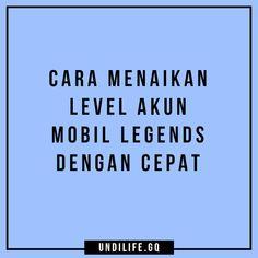 Cara Cepat Naik Level di Mobile Legends dengan Double EXP