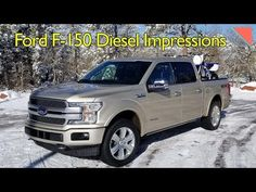 (202) F-150 Diesel Impressions, How Many Countries Ship to U.S.? - Autoline Daily 2342 - YouTube