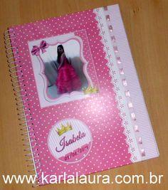 Karla Laura Convites, Lembranças e Papelaria Personalizada: Caderno de Mensagens…