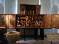 Medieval Egglesiastical Art National Museum, Musée National, Medieval, Cabinet, Storage, Museums, France, Furniture, Home Decor