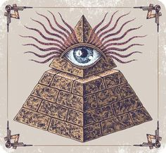 𝔬𝔫𝔦 ☤ People In The Us, Pyramid Eye, Join Illuminati, Illuminati Secrets, Illuminati Conspiracy, Conspiracy Theories, Pyramid Tattoo, Game, Tanzania