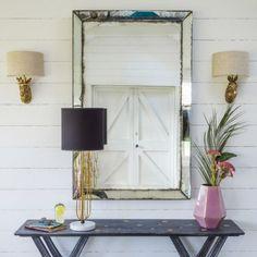 Antiqued Venetian Mirror | Mirrors | Graham & Green
