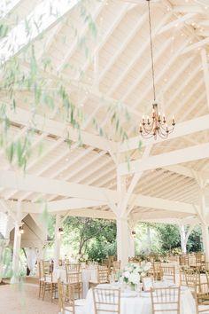 Soaring ceilings and all the pretty lights #cedarwoodweddings 06.24.17 :: Lauren + Tanner | Cedarwood Weddings