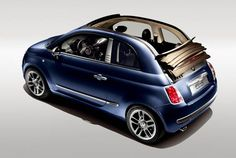 The Fiat 500 by Diesel has some fantastic trademark detailing such as denim upholstery with pocket stitching and Diesel badged gear stick. Not forgetting the stone-washed Midnight Indigo Blue paintwork, resembling a pair of their famous jeans.