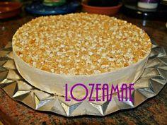 Lozeamae: Tarta Mousse de Turrón