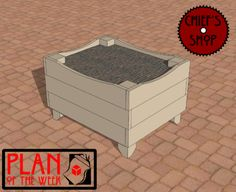 Plan of the Week: Patio Planter