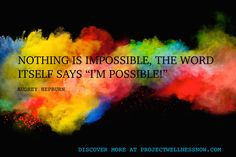 Find out more at: projectwellnessnow.com #quotes