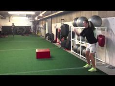 Plyometric Drills for Soccer Plyometric workouts are for soccer exercises to deal with speed. Also, you need a little bit of equipment for some of the drills. Soccer Drills For Kids, Soccer Skills, Soccer Tips, Soccer Videos, Soccer Stuff, Plyometric Workout, Plyometrics, Best Football Players, Soccer Players