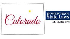 COLORADO Homeschool State Laws | HSLDA