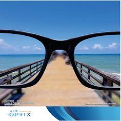 Deja de ver a medias y estrena tus lentes de contacto ¡ya!  #airoptix #lentesdecontacto #ojos #salud Sunglasses, Eye Contact Lenses, Tights, Eyes, Health, Sunnies, Shades, Eyeglasses, Glasses