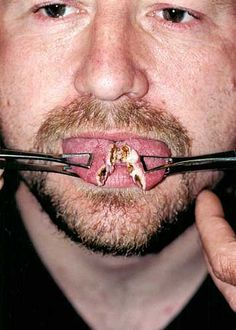 Are body modifications bdsm tongue
