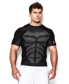 Under Armour Men's Under Armour® Short Sleeve Compression Shirt Large Black