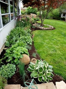 easy and simple landscaping ideas and garden designs drawing cheap rh pinterest com