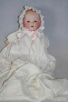 Antique Armand Marseille Dream Baby Doll  Bisque by MEMsArtShop, $290.00