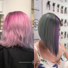 Lilac, Pink, Mint Green, Long Hair Styles, Color, Beauty, Long Hairstyle, Colour, Syringa Vulgaris