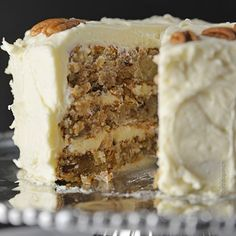 Hummingbird Cake…A southern favorite and crowd pleaser. Perfect for get-togethers this fall.