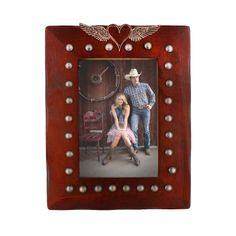 BB Ranch® Wings of Love Photo Frame