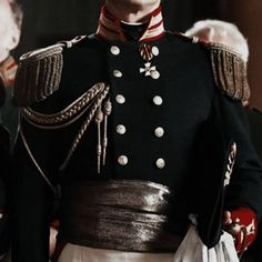 Imperial Military Dress Uniform detail, circa Source by Maxon Schreave, The Great Comet, Look Man, Anna Karenina, Princess Aesthetic, Red Queen, High Society, Look Cool, Character Inspiration