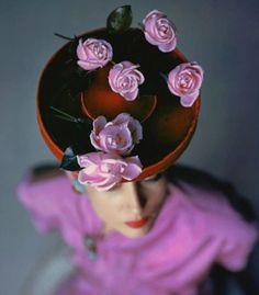 帽子|マゼンダだらけの世界ーmagenta worldー
