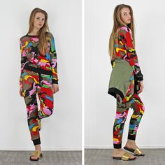 PinkCad Black Multicoloured Diamante Camo Lounge Suit Available Instore And Online  WWW.PINKCADILLAC.CO.UK