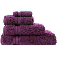 plum towels dunelm - Google Search